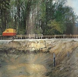 Step la saunerie canton de neuch tel for Sondage terrain avant construction